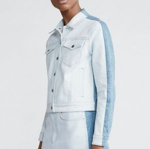 Rag & Bone | NWT Double Blues Nico Jean Jacket